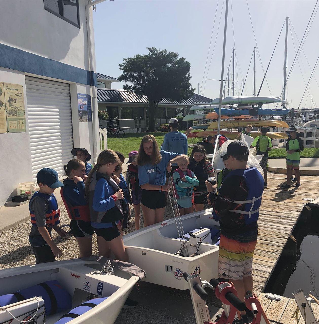 Venice Youth Boating Association - School Year Adventure ...