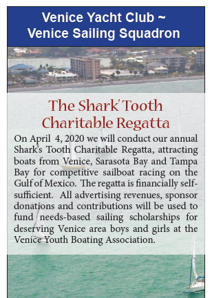 Venice Youth Boating Association - Shark's Tooth Regatta